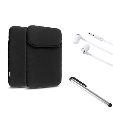 Insten 3-in-1 Accessory Bundle For iPad 2 3 4 Soft Sleeve Case And Touch Screen Stylus (348785)