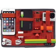 """COCOON CPG8RD 7.5"""" x 10.5"""" GRID-IT! Organizer (Red)"""