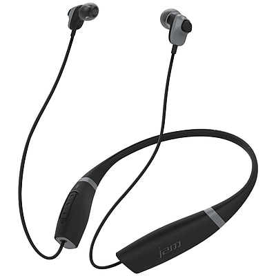 Jam Audio Hx-ep700bk Transit™ Wireless Earbuds With Microphone