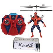 Marvel 34878 Ultimate Spiderman Vs The Sinister 6 Helicopter & Kinetic 50 Pk Aa