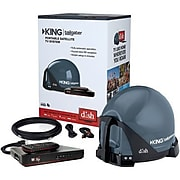 KING Vq4550 Tailgater Bundle with DISH HD Receiver