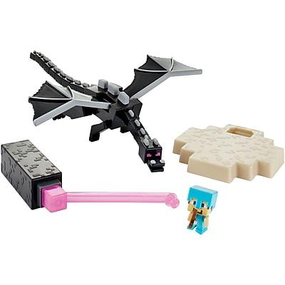 Mattel DJY38 Minecraft(TM) Battle Box--The End DJY38