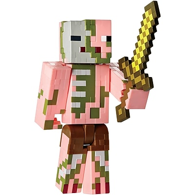 """""Mattel DNH08 Minecraft 5"""""""" Figures Assortment"""""" 2483832"