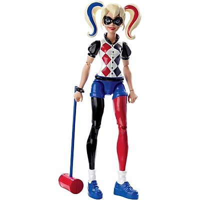 """""Mattel DTD34 DC Super Hero Girls 6"""""""" Action Figure Villain Assortment"""""" 2483826"