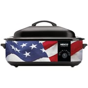 NESCO 4818-76 18-quart Patriotic Roaster