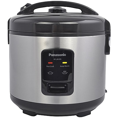 PANASONIC SR-JN185 10-Cup Automatic Rice Cooker 2484194