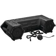 "Planet Audio PATV65 Power Sports Series Waterproof All-Terrain Sound System with Bluetooth & LED Light Bar (6.5"", 450 Watts)"