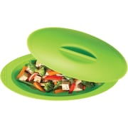 Starfrit 070726-004-GREE Oval Silicone Steamer