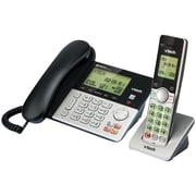 Vtech Vtcs6949 Corded/cordless 2-handset Telephone System With Dual Caller Id