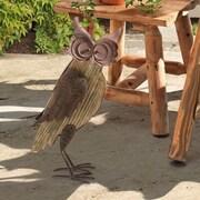 Sunjoy Barn Owl Garden Statue