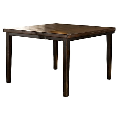 Hillsdale Killarney Counter Height Extendable Dining Table