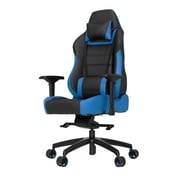 Vertagear High-Back Gaming Office Chair w/ Arms; Blue