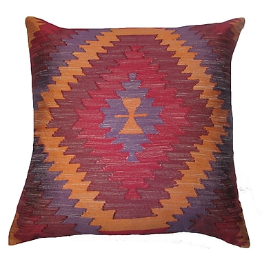 Design Accents 100pct Cotton Throw Pillow