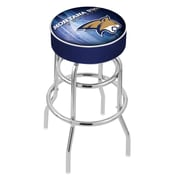 Holland Bar Stool NHL 30'' Swivel Bar Stool; University of Montana