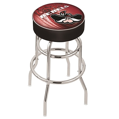 Holland Bar Stool NHL 30'' Swivel Bar Stool; University of Nevada Las Vegas