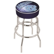 Holland Bar Stool NHL 30'' Swivel Bar Stool; North Carolina State University