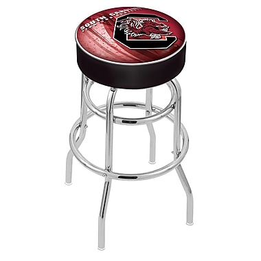 Holland Bar Stool NCAA 25'' Swivel Bar Stool; South Carolina