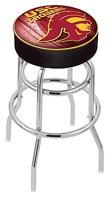 Holland Bar Stool NCAA 25'' Swivel Bar Stool; USC Trojans