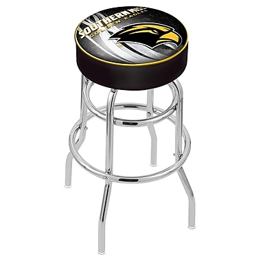 Holland Bar Stool NCAA 25'' Swivel Bar Stool; Southern Miss