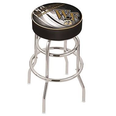 Holland Bar Stool NHL 30'' Swivel Bar Stool; Wake Forest University