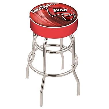 Holland Bar Stool NHL 30'' Swivel Bar Stool; Western Kentucky University