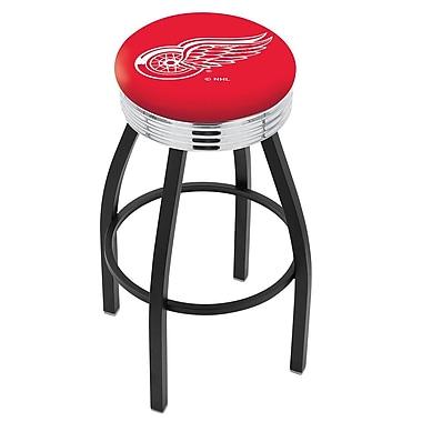 Holland Bar Stool 30'' Bar Stool; Detroit Red Wings