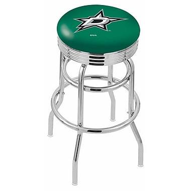 Holland Bar Stool NCAA Swivel Bar Stool; Dallas Stars