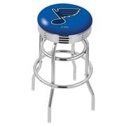 Holland Bar Stool 30'' Bar Stool; St Louis Blues
