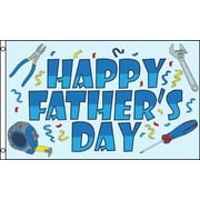 FlagsImporter Happy Father s Day Traditional Flag
