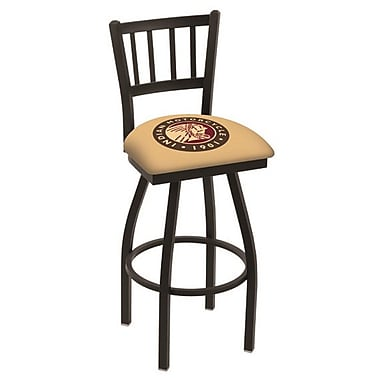 Holland Bar Stool NCAA 44'' Swivel Bar Stool; Indian Motorcycle