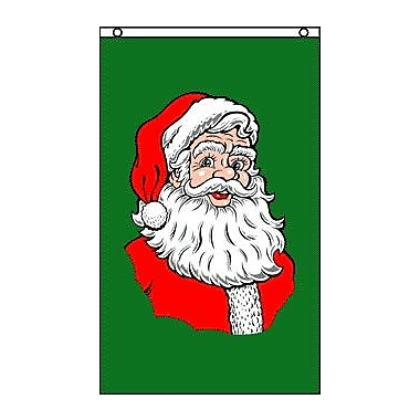 FlagsImporter Santa Claus Traditional Flag
