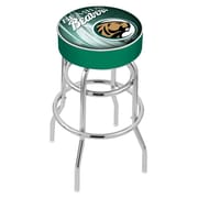 Holland Bar Stool NHL 30'' Swivel Bar Stool; Bemidji State University