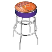 Holland Bar Stool NHL 30'' Swivel Bar Stool; Clemson