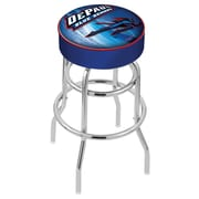Holland Bar Stool NHL 30'' Swivel Bar Stool; DePaul University