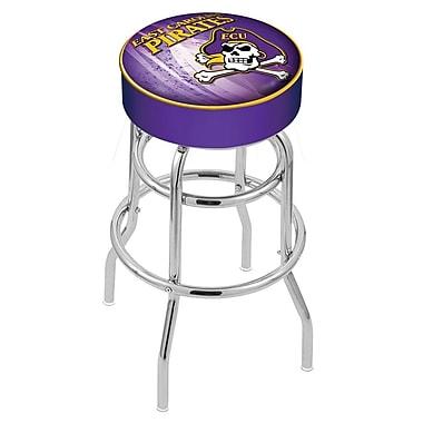 Holland Bar Stool NHL 30'' Swivel Bar Stool; East Carolina University