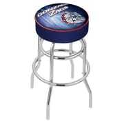 Holland Bar Stool NHL 30'' Swivel Bar Stool; Gonzaga