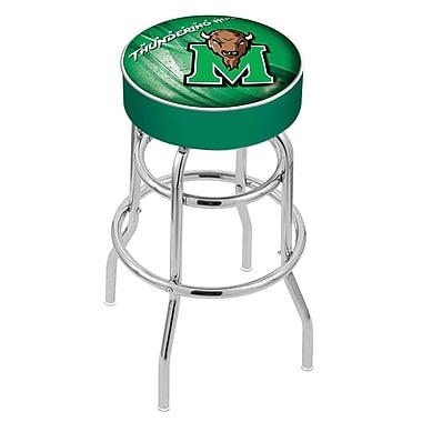 Holland Bar Stool NCAA 25'' Swivel Bar Stool; Marshall -