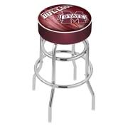 Holland Bar Stool NHL 30'' Swivel Bar Stool; Mississippi State University