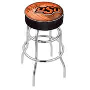 Holland Bar Stool NHL 30'' Swivel Bar Stool; Oklahoma State University