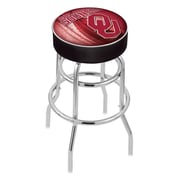 Holland Bar Stool NHL 30'' Swivel Bar Stool; Oklahoma University