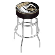 Holland Bar Stool NHL 30'' Swivel Bar Stool; Purdue