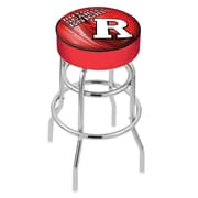 Holland Bar Stool NHL 30'' Swivel Bar Stool; Rutgers