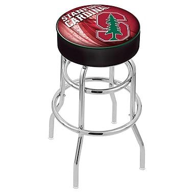 Holland Bar Stool NCAA 25'' Swivel Bar Stool; Stanford