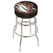 Holland Bar Stool NHL 30'' Swivel Bar Stool; Texas Tech University