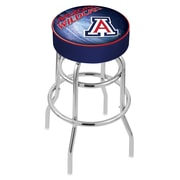 Holland Bar Stool NHL 30'' Swivel Bar Stool; University of Arizona