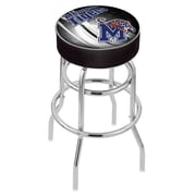 Holland Bar Stool NHL 30'' Swivel Bar Stool; University of Memphis