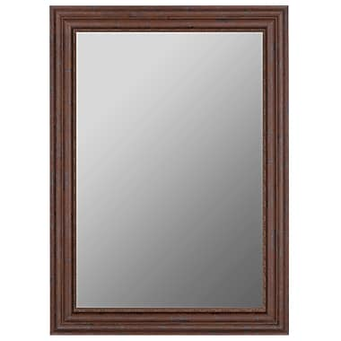 Hitchcock Butterfield Company Olde Wall Mirror; 60'' H x 24'' W