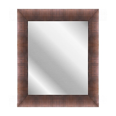Hitchcock Butterfield Company Highland Scottish Wall Mirror; 62'' H x 26'' W