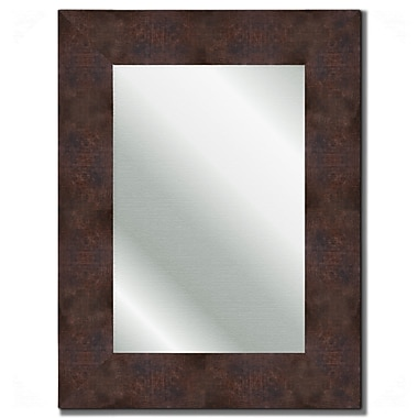 Hitchcock Butterfield Company Sand Storm Wall Mirror; 58.75''H x 22.75''W x 1.5''D