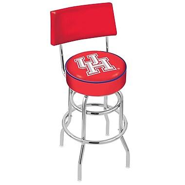Holland Bar Stool NCAA 25'' Swivel Bar Stool; University of Houston